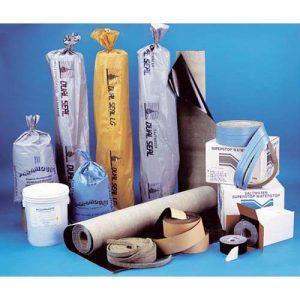 Материали за изолация на конструкции с двойна мембрана