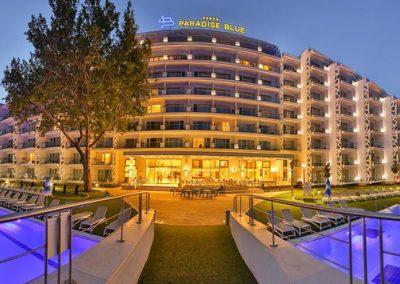Хотел Paradise Blue
